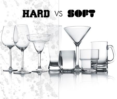 Sự khác biệt giữa nước cứng và nước mềm - Thí nghiệm với xà phòng
