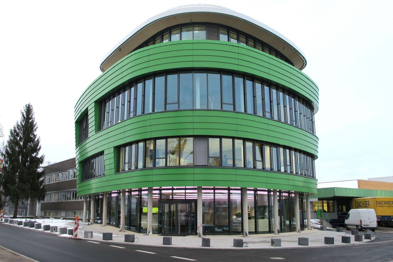 Bảo vệ môi trường và các công nghệ tiên tiến tại Grünbeck