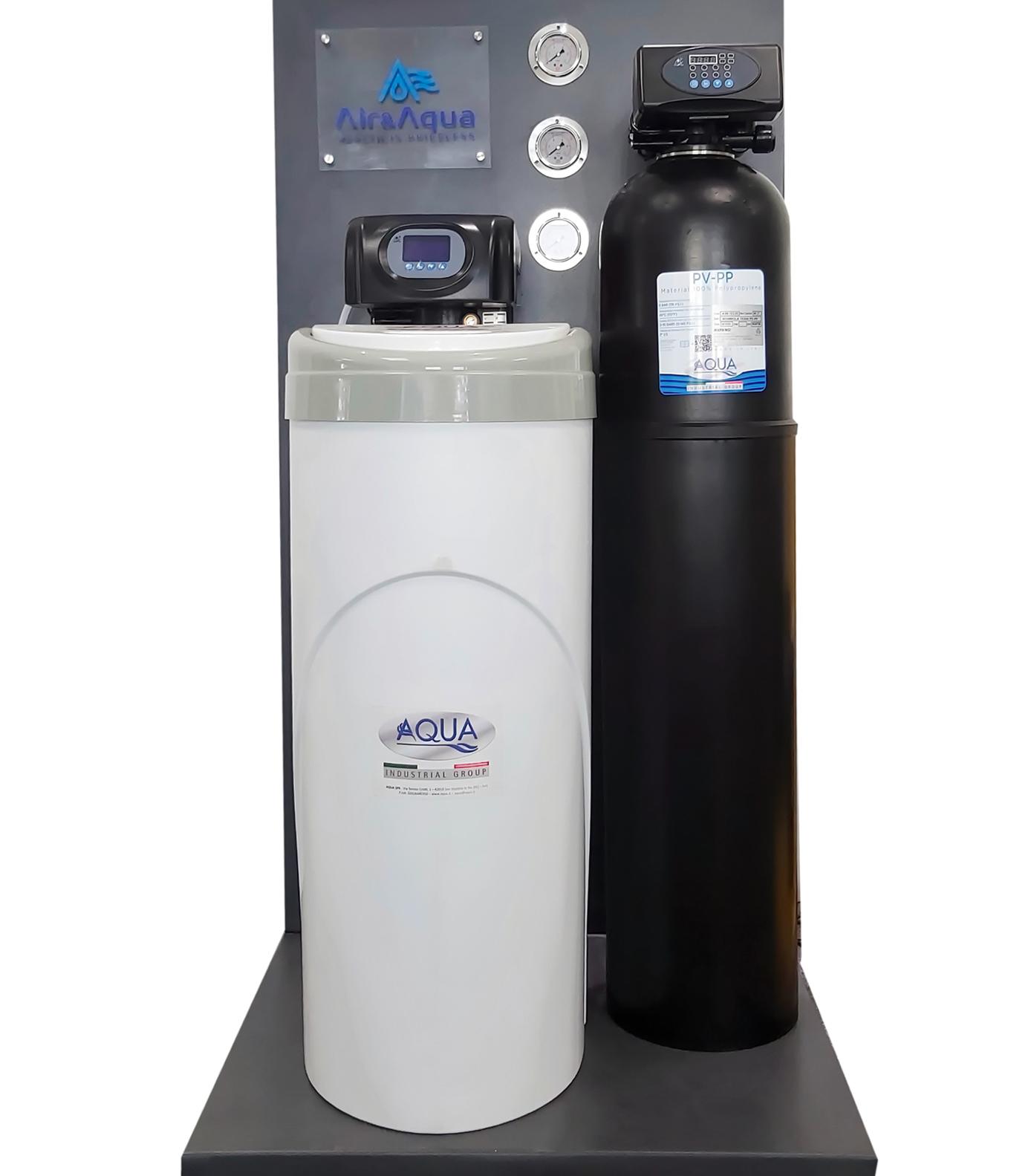 Hệ thống máy lọc đầu nguồn AQUA iG - LX